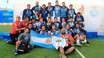 Los Leones campeones suramericanos