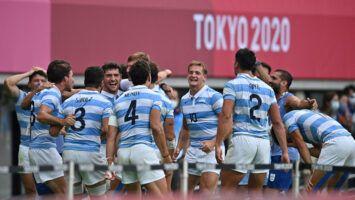 Los Pumas consiguen bronce en rugby seven
