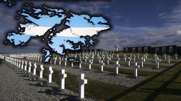 Malvinas Cementerio