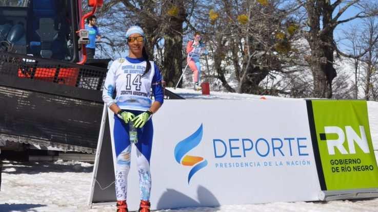 Cecilia Domínguez nos representará en Corea de Sur