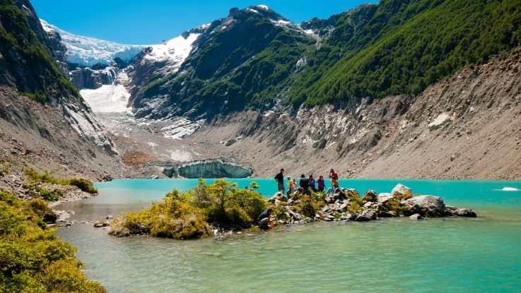 Maravillosa excursion al Glaciar Torrecillas