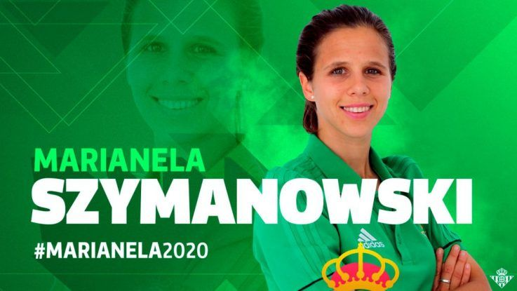 Marianela Szymanowski