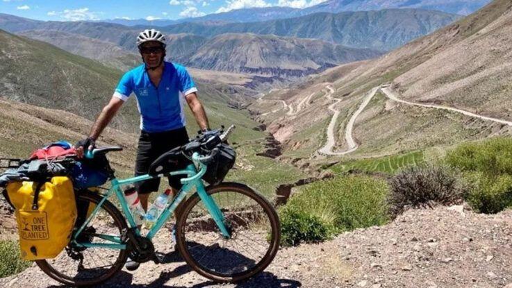 Mariano Lorefice desde La Quiaca hasta Ushuaia