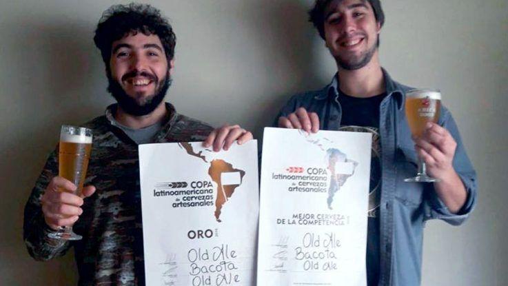 Mejor cerveza artesanal latinoamericana