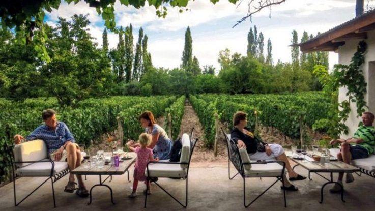 Mendoza creció en turismo