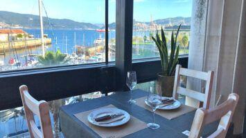 Milongas, local en Vigo con vistas a la ría