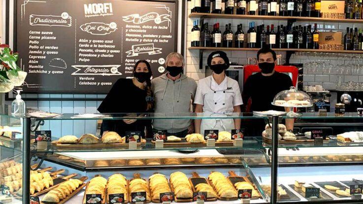Morfi, sabor argentino en Boadilla del Monte