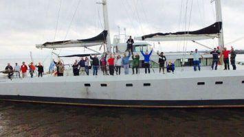 Muestra sobre la Antartida Argentina
