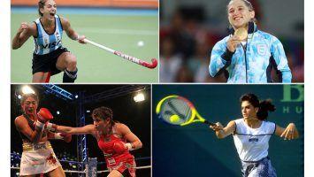 Mujeres que hicieron historia en el deporte