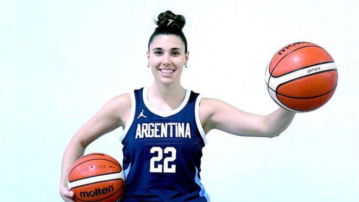 Nacha Pérez un talento argentino