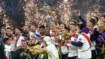 Otra Libertadores más