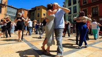 Oviedo, capital del tango