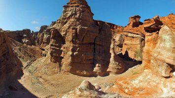 Parque Nacional Talampaya