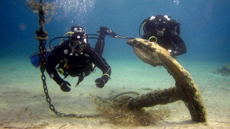 Parque Submarino de Las Grutas