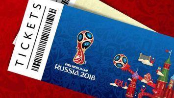 Perdieron las entradas del Mundial