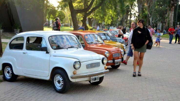 Primer reencuentro del Club Fiat 600