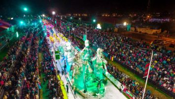 Récord de turistas por Carnaval