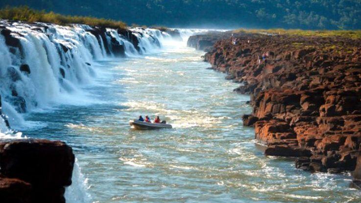 Saltos del Moconá para este fin de semana largo