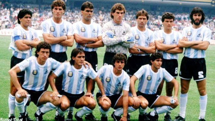 Se cumplen 34 años de la Copa del Mundo