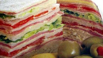 Se elige el mejor sándwich de miga