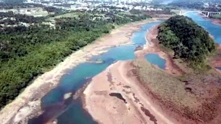 Se logró que Brasil libere agua