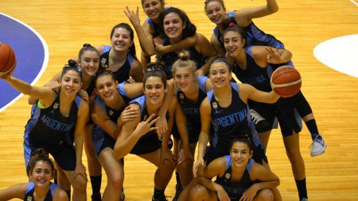 Selección femenina U16