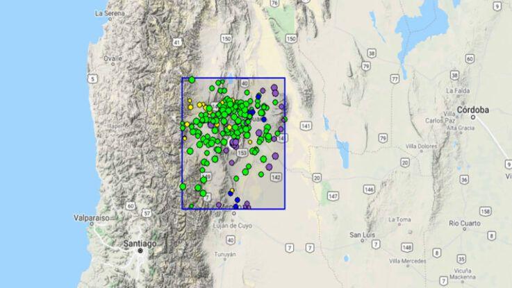 Terremoto de 6,4 grados sacude Argentina