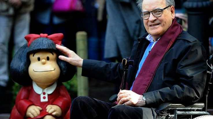 Tradujeron Mafalda al guarani