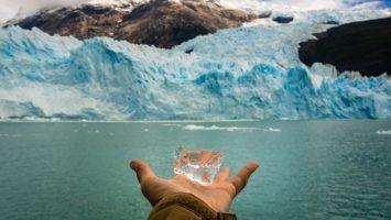 Volcanes, glaciares y lagos cristalinos