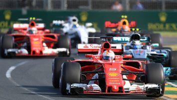 Vuelve la Formula 1