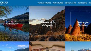 Web renovada para conocer el Sur argentino