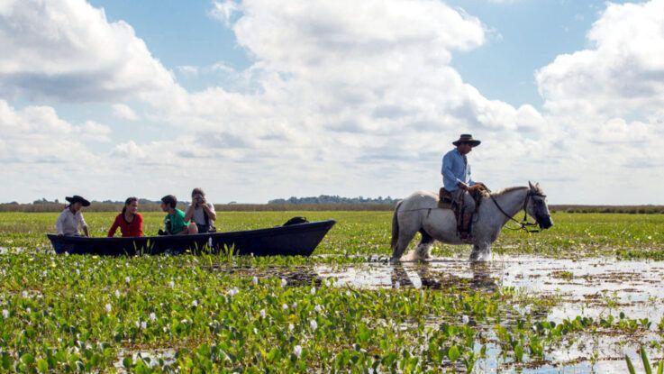 Ya se puede regresar a los Esteros del Iberá