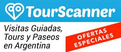 Visitas Guiadas, Tours y Paseos en Argentina