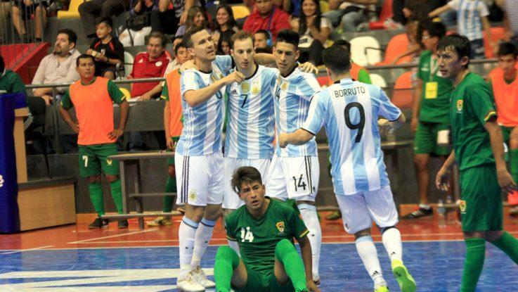 seleccionado argentino de futsal