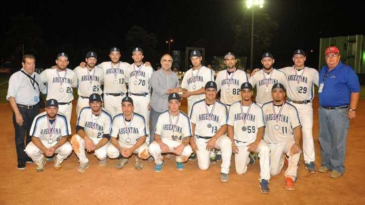 softbol masculino argentino