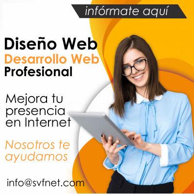 diseño de páginas web - desarrollo web profesional